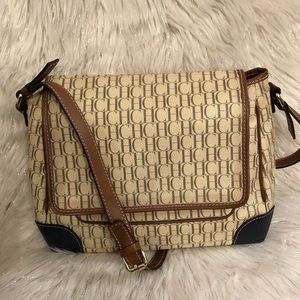 Authentic Carolina Herrera Shoulder/crossbody Bag